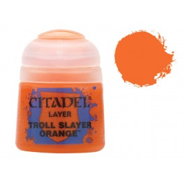 TROLL SLAYER ORANGE