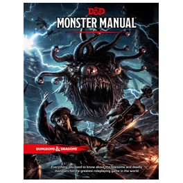 Dungeon and Dragons Next Monster Manual