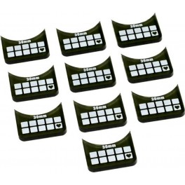 Small Base Wound Markers (10)