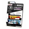 Ultimate Guard Premium Comic Book Dividers Black