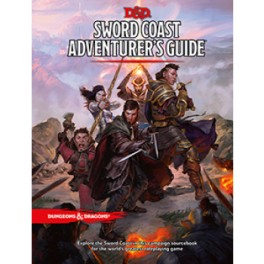 DandD Sword Coast Adventure Guide