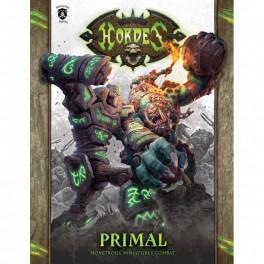 Hordes PRIMAL Hardcover 2016