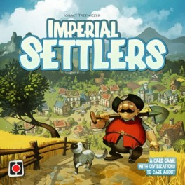 Imperial Settlers Boardgame