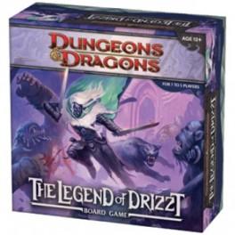 DandD - The Legend of Drizzt Board Game