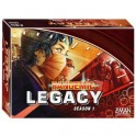 Pandemic Legacy Season 1 Red Version