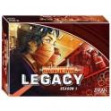 Pandemic Legacy Season 1 Red Version
