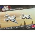 Harrier Flight