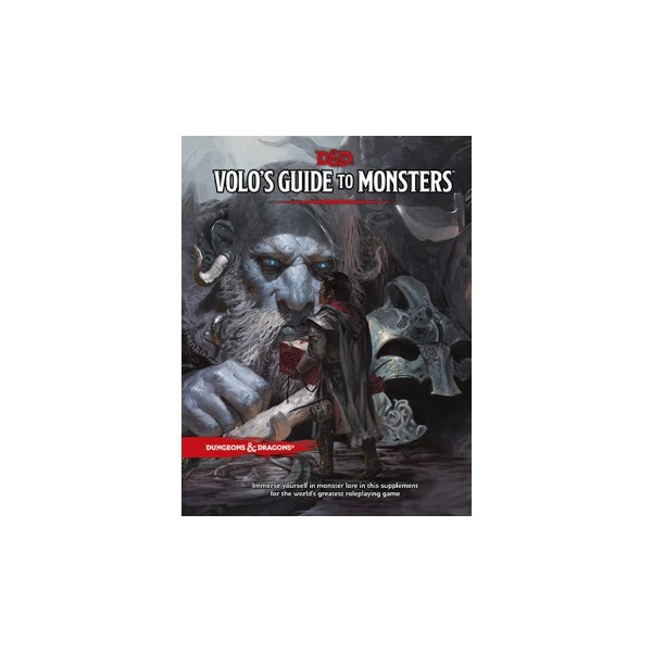 e99da824b79af Dungeon and Dragons Volo Guide to Monsters