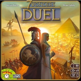 7 Wonders Duel Boardgame