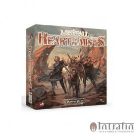 Mistfall Heart of the Mists boardgame EN