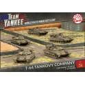 T-64 Tank Company (Plastic)
