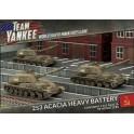 ACACIA Heavy SP Howitzer Battery (x3)