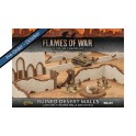 Ruined Desert Walls (10x Walls)
