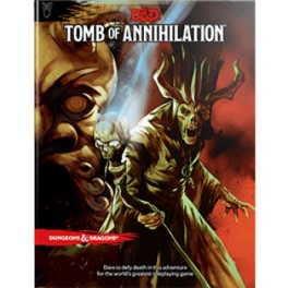 DandD Next Tomb of Annihilation
