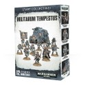 START COLLECTING MILITARUM TEMPESTUS