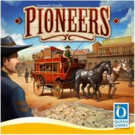 Pioneers Board Game EN