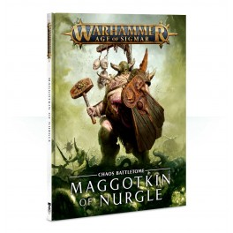 BATTLETOME MAGGOTKIN OF NURGLE 2018