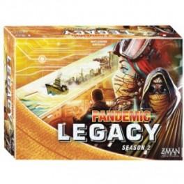 Pandemic Legacy Season 2 Yellow Version