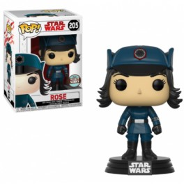 Star Wars Episode 8 Rose in Disguise Funko POP!