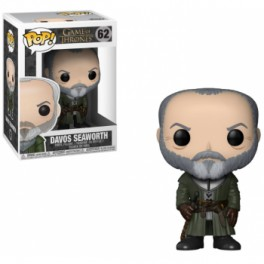 Game of Thrones Ser Davos Seaworth FUNKO POP