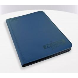 UG Zipfolio Portofolio Xenoskin blue
