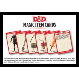 DandD Magic Item Deck (292 cards)