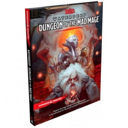 DandD Waterdeep Dungeon of the Mad Mage