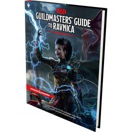 DandD Guildmasters' Guide to Ravnica