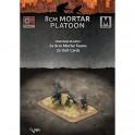 8cm Mortar Platoon (6 teams Plastic)