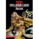 Dungeon and Dragons Spellbook Cards Arcane