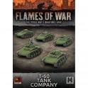 T-60 Tank Company (x5)