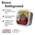 Battlefields Brown Battleground