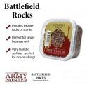Battlefields Rocks Battleground