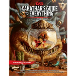 DandD Next Xanathars Guide to Everything