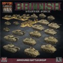 British LW Armoured Battlegroup Army Deal
