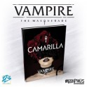 Vampire The Masquerade 5th Camarilla Book