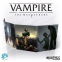 Vampire The Masquerade 5th Storyteller Screen