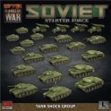 Soviet LW Tank Shock Group Army Deal