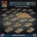 American LW Combat Command Army Deal