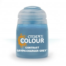CONTRAST GRYPH-CHARGER GREY