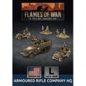 Armored Rifle Company HQ (Plastic)