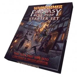 Warhammer Fantasy Roleplay 4th Edition Starter Set