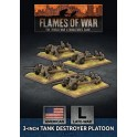 3 inch Towed Tank Destroyer Platoon (x4)
