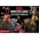 Monster Cards Volos Guide to Monsters (81 cards)