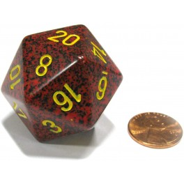 Dados 34mm D20 Big Size