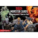 Dungeon and Dragons Mordenkainens Tome Foes Cards
