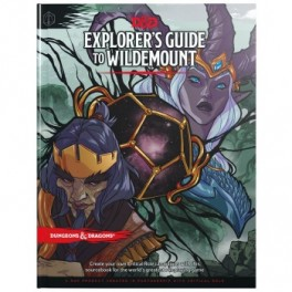 DandD Adventure Explorers Guide to Wildemount