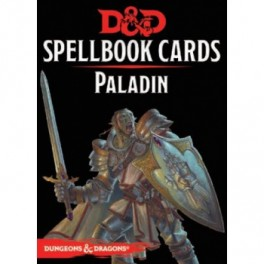 Spellbook Cards Paladin Deck (69 Cards)