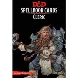Spellbook Cards Cleric Deck (153 Cards)