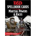 Spellbook Cards Martial Deck (61 Cards)